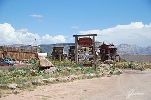 Nevada - Atmosfera vecchio West