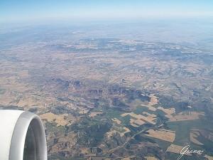In volo sull'America