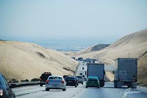 In viaggio verso Fresno