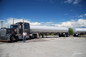 Un favoloso Kenworth... over size