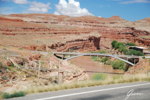 Mexican Hat Bridge