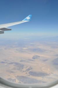 Il viaggio - Il deserto