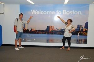 Benvenuti a Boston