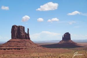 Paesaggi da film western