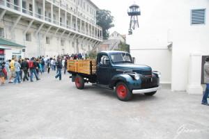 Alcatraz - Auto d'epoca