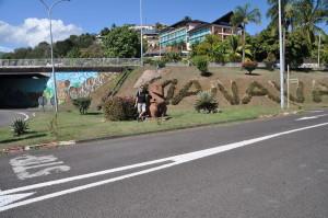 Souvenir - Tahiti