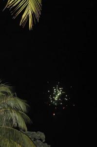 Festa dell'Heiva - Fuochi d'artificio