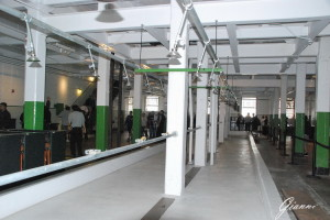 Ex Penitenziario di Alcatraz - Le doccie