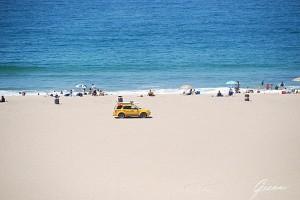 La spiaggia di Santa Monica - Baywatch?