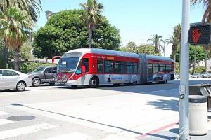 Santa Monica - Maxi bus