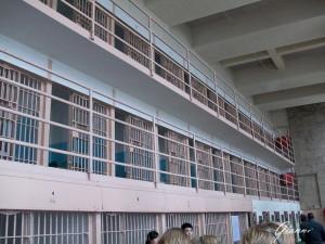 Alcatraz - Celle e corridoi
