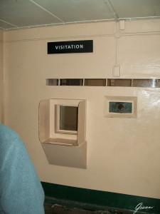 Alcatraz - Il parlatoio