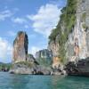 thailandia, krabi, ao nang, Suvarnabhumi, Railey, maya beach, Chicken Island