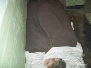 Alcatraz - Pupazzo usato da Frank Morris per l'evasione