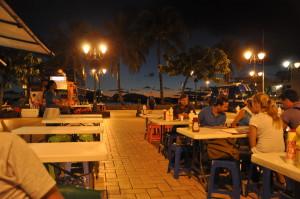 Papeete - Le roulotte - ristoranti all'aperto