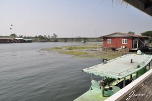 Thailandia - Il fiume Kwai