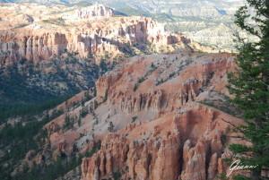 Le rocce scolpite dal tempo