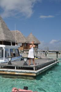 Pearl Beach Resort - il benvenuto