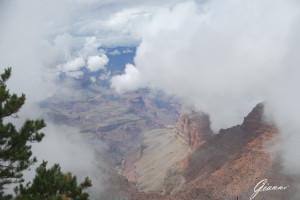 La nebbia si dirada