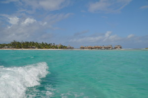 Pearl Beach Resort dal mare