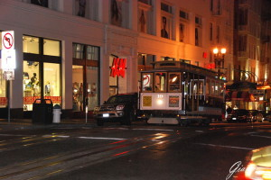 San Francisco - Tram