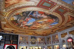 Soffitto della Hall del Venetian