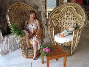 Momenti di relax al Pearl Beach Resort