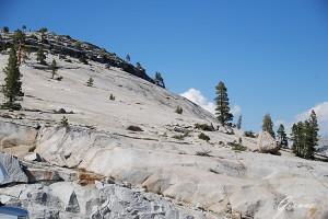 Tioga pass - Massi erranti