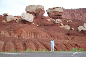 Utah - The fluted wall