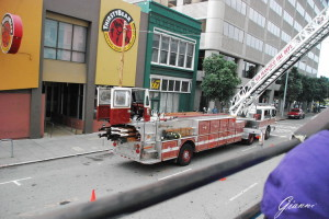 Esercitazione dei Pompieri