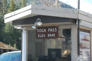 Tioga pass - 3.031 metri di altezza