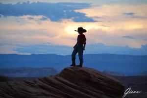 Arizona - Cowboy a cena