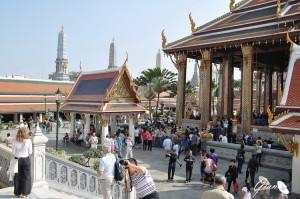 Bangkok - Il palazzo reale