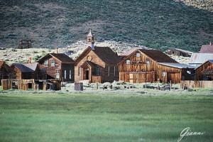 Bodie California - Villaggio fantasma