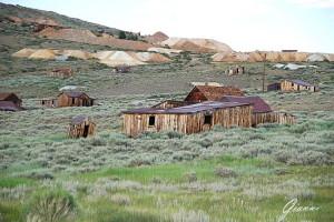 Bodie California - Vecchie miniere