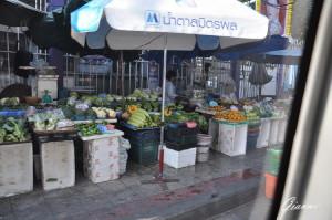 Thailandia - Colori al mercato