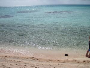 Scintille sul mare