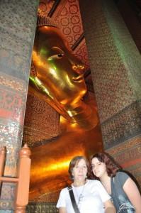 Il Buddah sdraiato