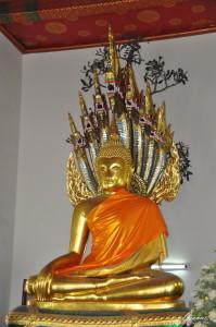 Il Buddah dei sette cobra