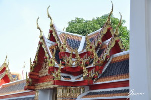 Il tempio del Buddah dei sette cobra