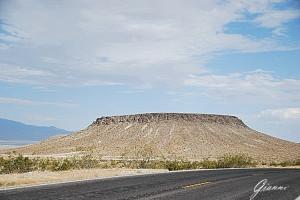 California - Cratere