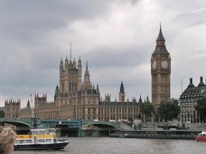 Westminster palace- Londra