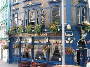 Un tipico pub
