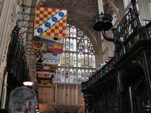Westminster Abbey - Veduta interna