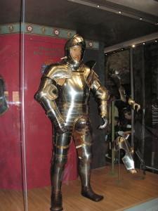 Armatura antica