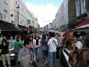 Portobello road - mercatino della domenica