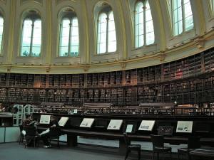 British museum - Biblioteca