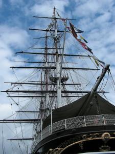 Greenwich - Il Cutty Sark