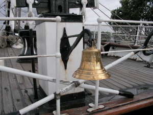 La campana del veliero