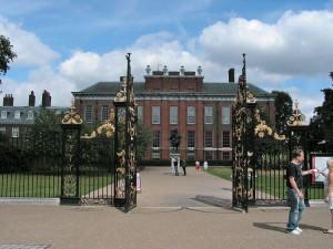 Cancello di ingresso di Kensington Palace